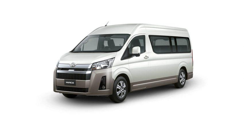 Hiace Toyota Santa Rosa
